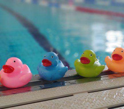 STARTUJEMY z zajęciami nauki i doskonalenia pływania