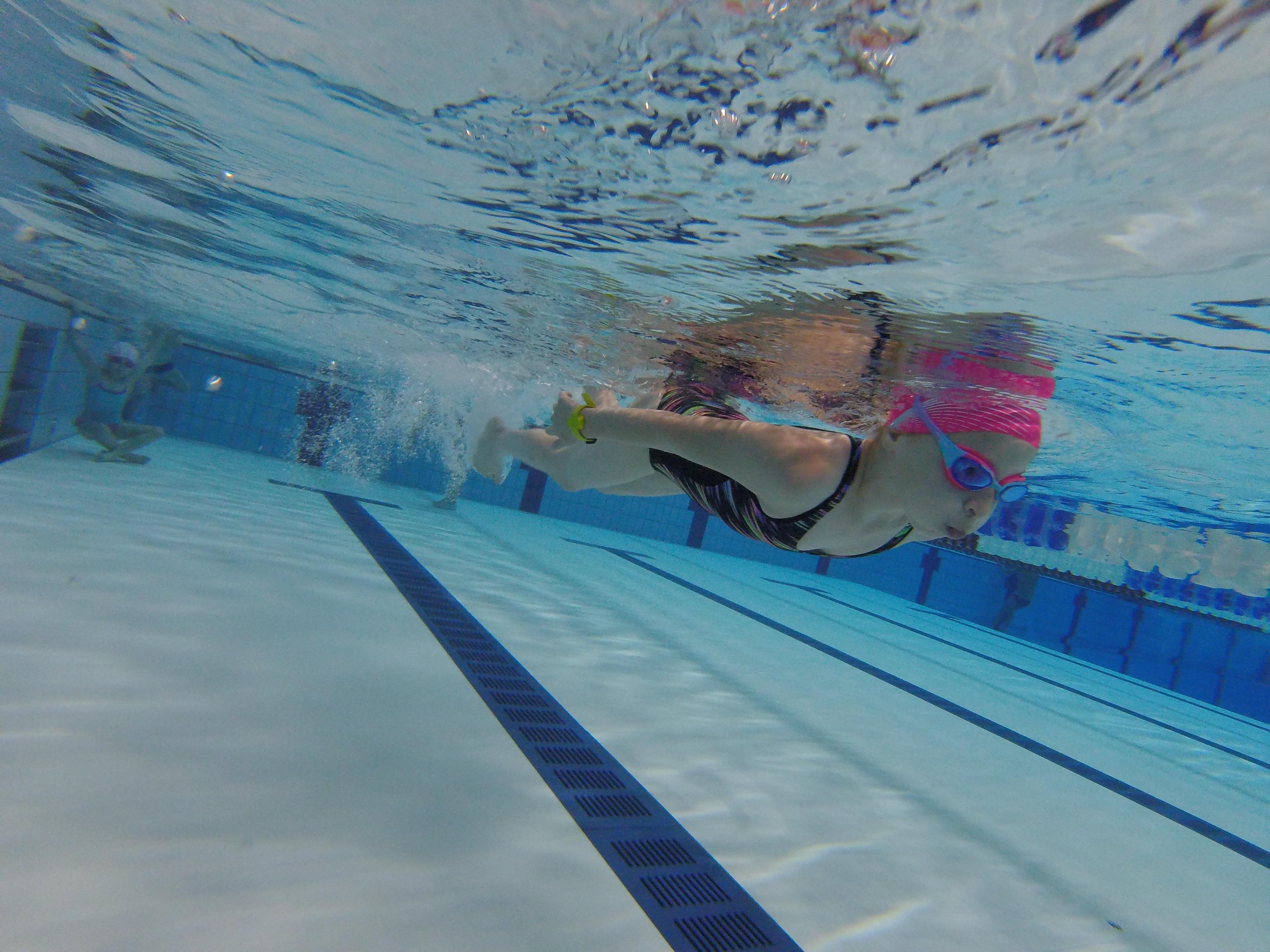 nauka pływania dla dzieci 5