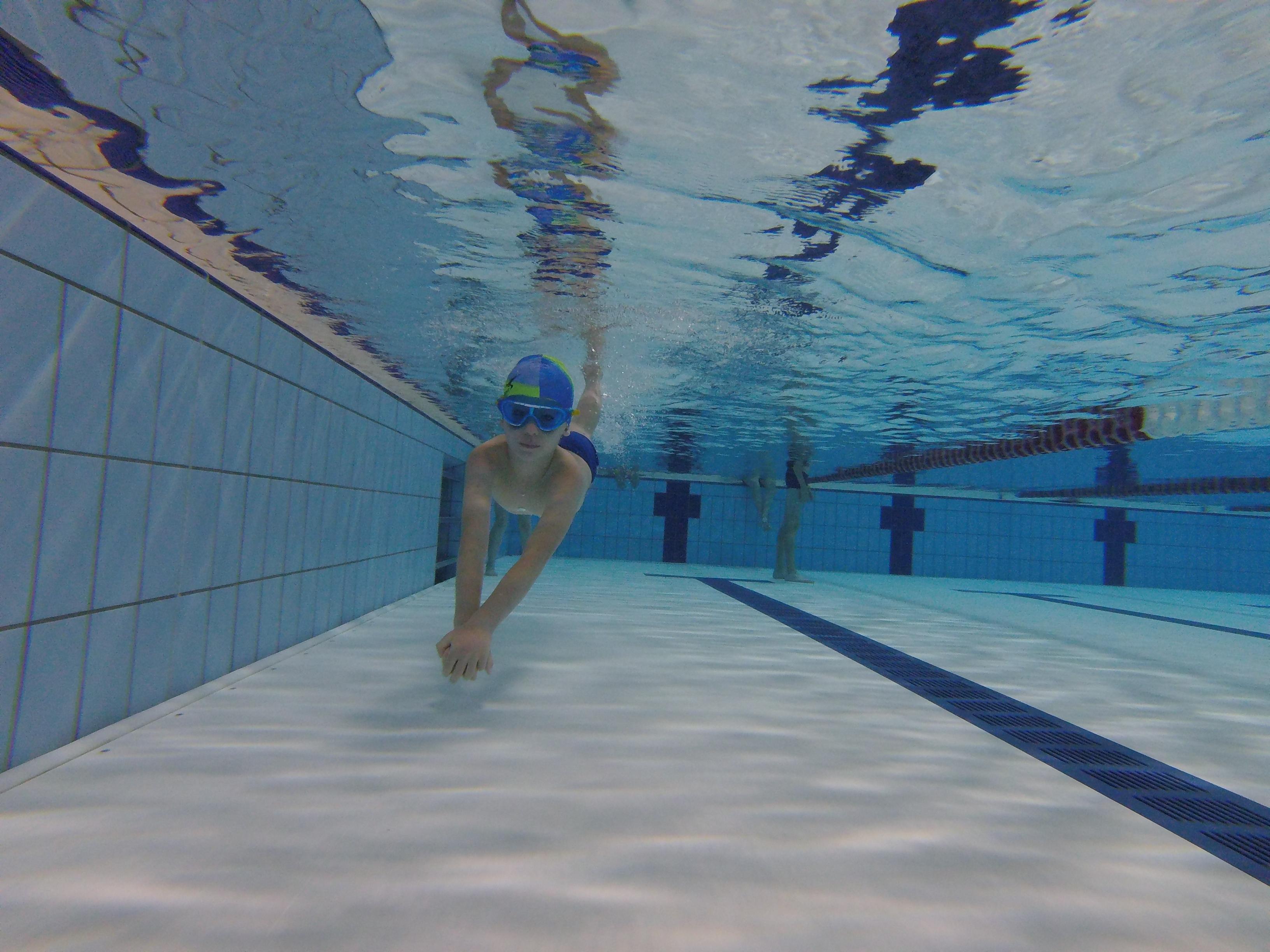 nauka pływania dla dzieci 4