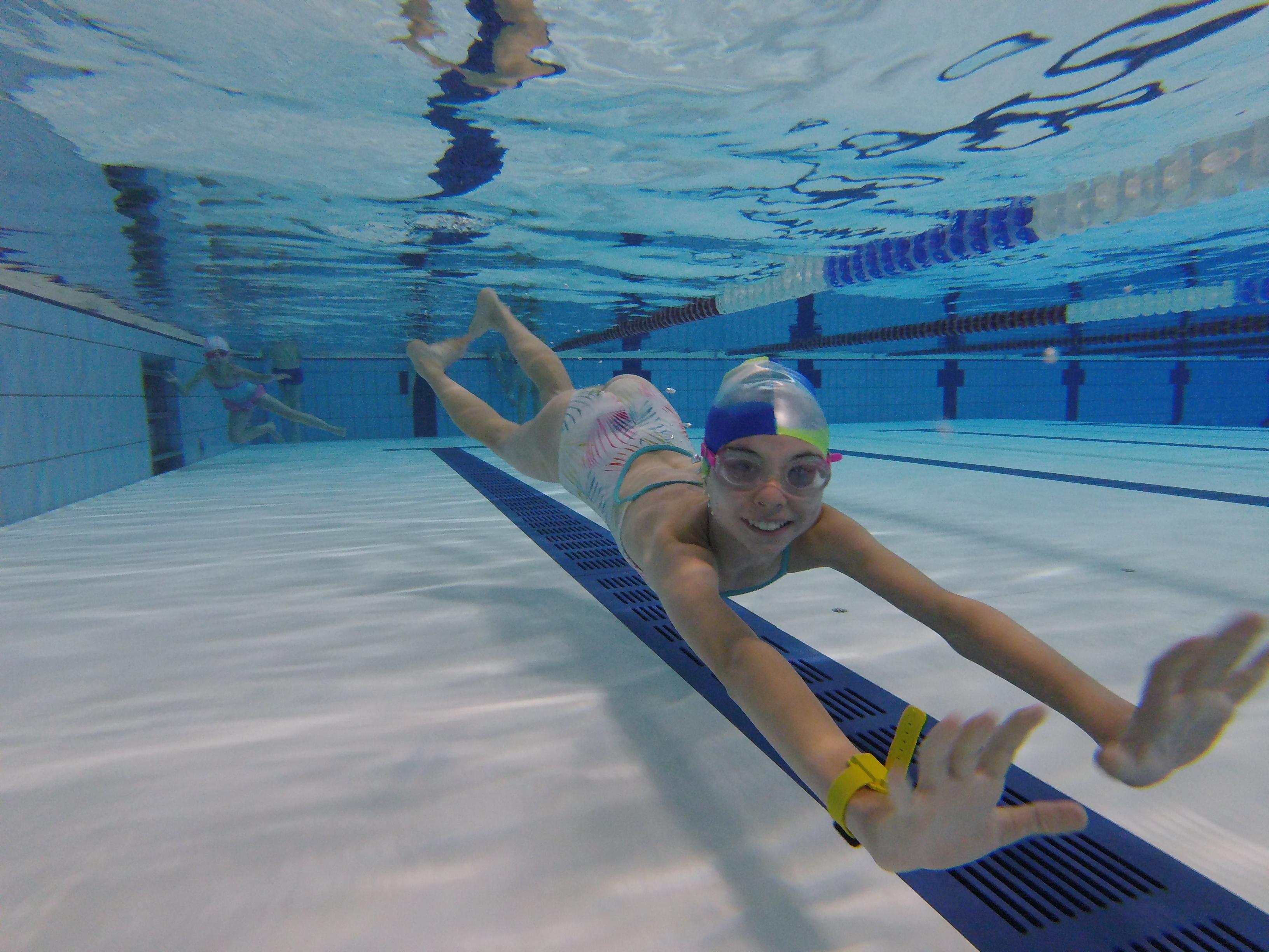 nauka pływania dla dzieci 3