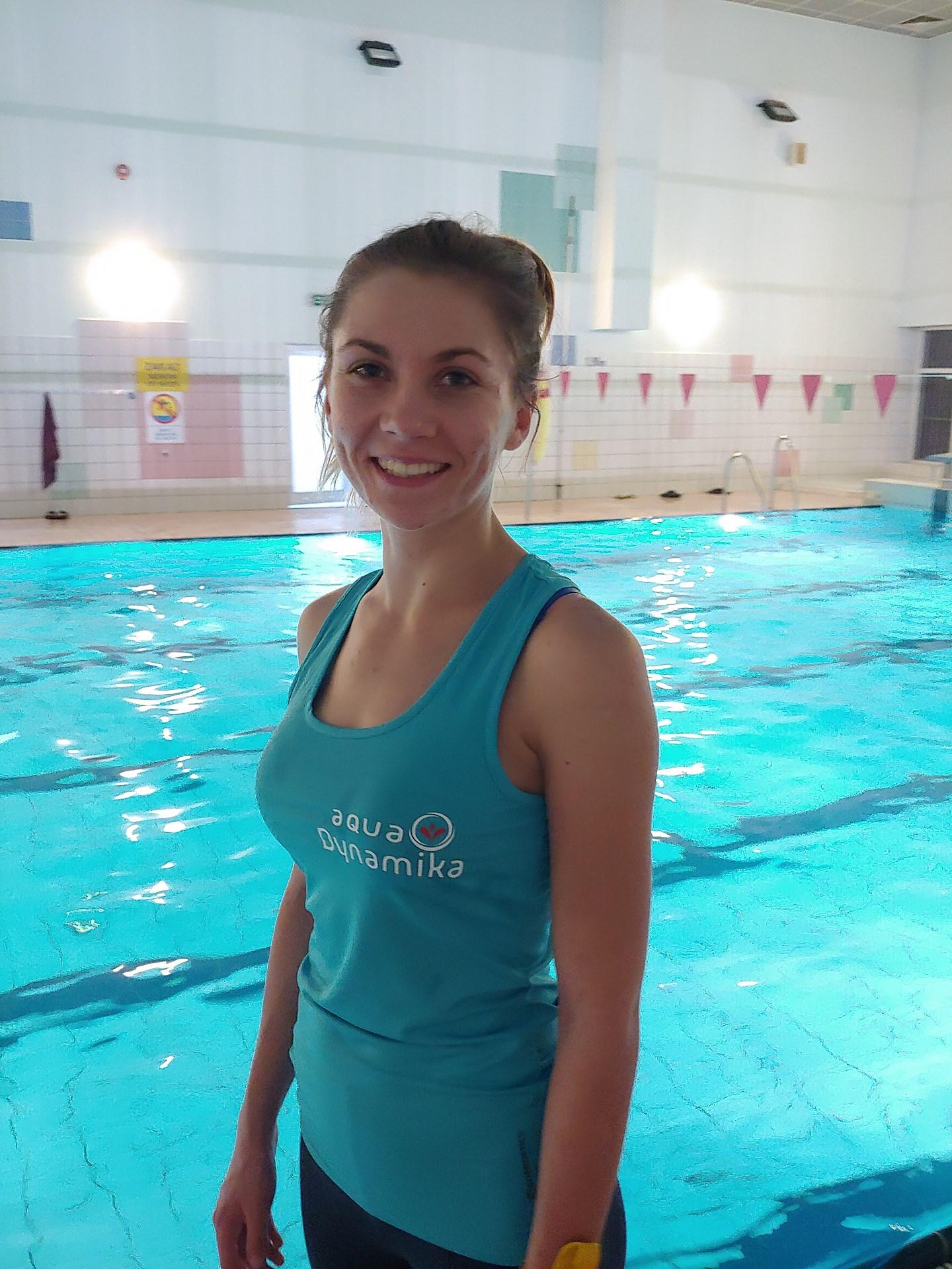 Karolina Chojka-Marszał – instruktor